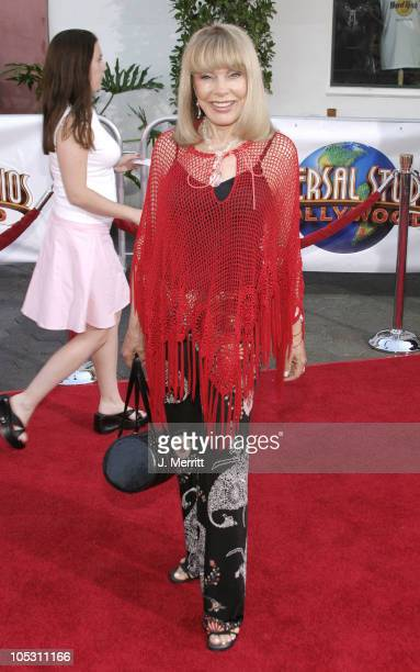 Terry Moore during Van Helsing Los Angeles Premiere at Universal Amphitheatre in Universal City California United States