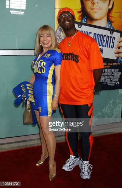Terry Moore Rodney Allen Rippy during Dickie Roberts Former Child Star Premiere at Arclight Theater in Hollywood California United States