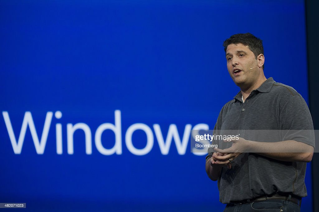 Key Speakers At The Microsoft Build Developer 2014 Conference : News Photo
