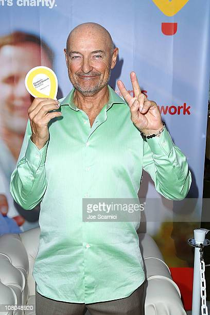 Terry O'Quinn attends Give Back Hollywood Fashion Forms Giving Lounge To Honor The Golden Globes And Children's Miracle Network Hospitals at The...