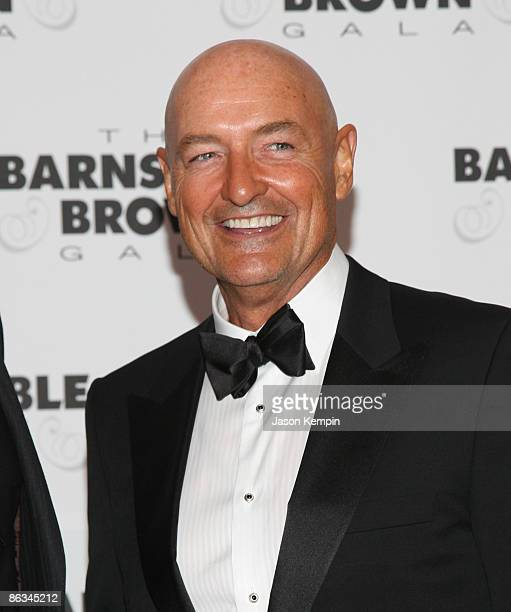 Terry O'Quinn attends the Barnstable Brown Party Celebrating The 135th Kentucky Derby at Barnstable Brown House on May 1 2009 in Louisville Kentucky