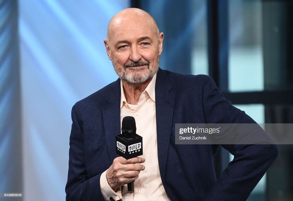 """Build Series Presents Michael Dorman and Terry O'Quinn Discussing """"Patriot"""" : News Photo"""