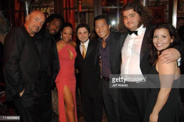 Terry O'Quinn Harold Perrineau Gina Ravera Freddy Rodriguez Daniel Dae Kim Jorge Garcia and Justina Machado **EXCLUSIVE COVERAGE**