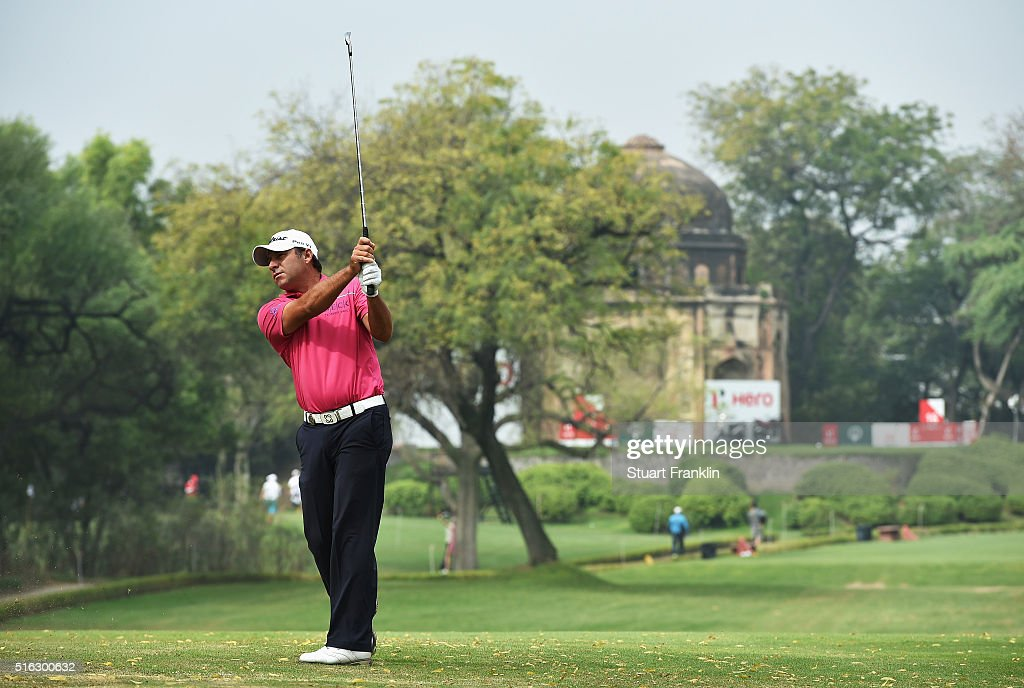 Hero Indian Open - Day Two