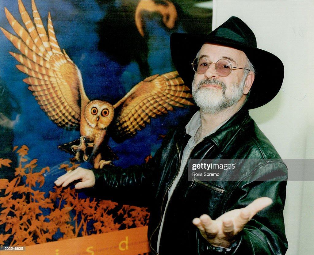 Terry Pratchett : News Photo