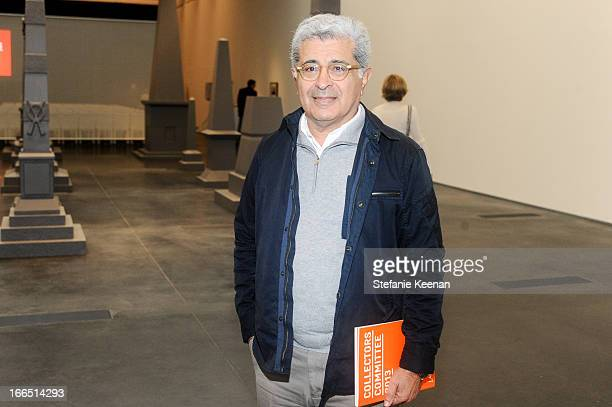 Terry Semel attends LACMA's 2013 Collectors Committee Viewing Of Proposed Acquisitions And Curatorial Presentations at LACMA on April 13 2013 in Los...