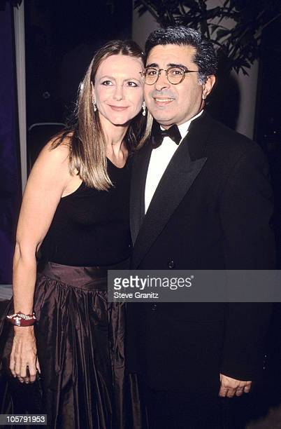 Terry Semel Date during 10th Carousel of Hope Ball to Benefit Juvenile Diabetes at Beverly Hilton Hotel in Beverly Hills California United States
