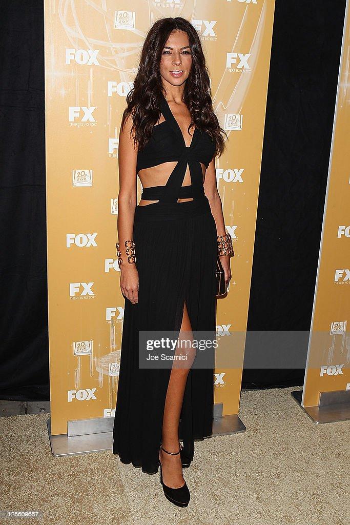 Fox Broadcasting, Twentieth Century Fox And FX 2011 Emmy Nomination Celebration : News Photo