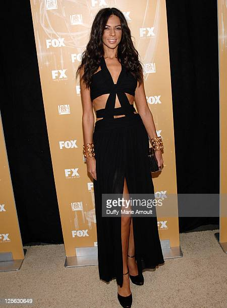 Terry Seymour attends Fox Broadcasting Twentieth Ceuntury Fox and FX 2011 Emmy Nomination Celebration at Fig Olive Melrose Place on September 18 2011...