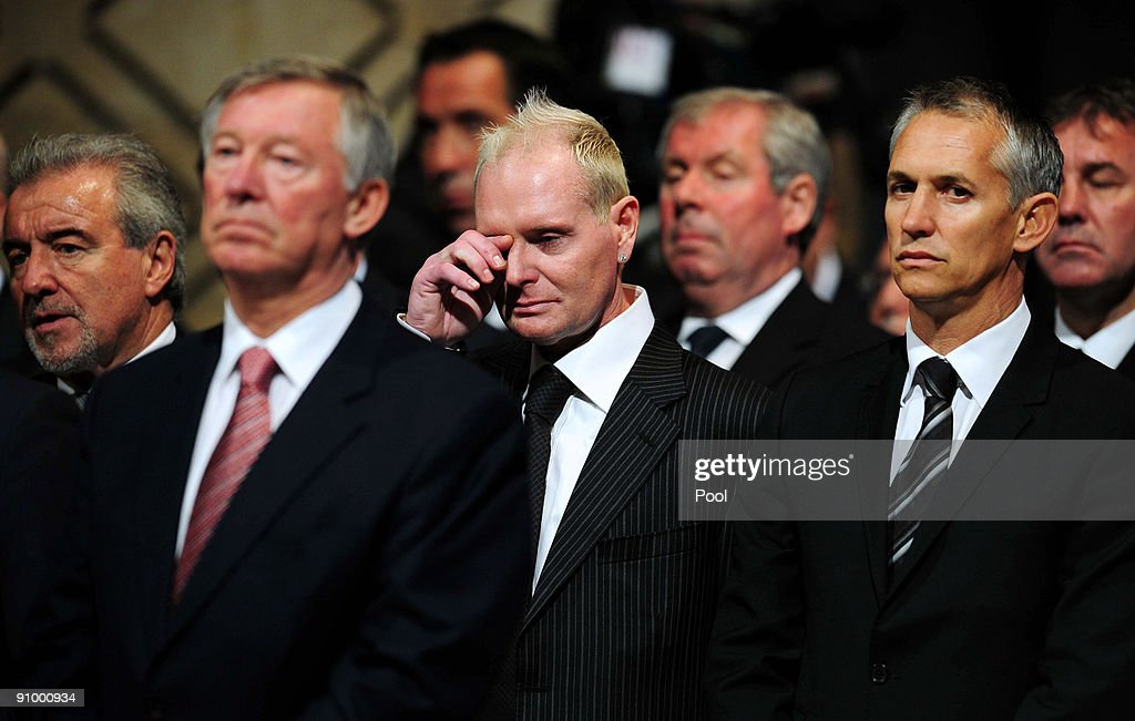 Sir Bobby Robson Memorial Service