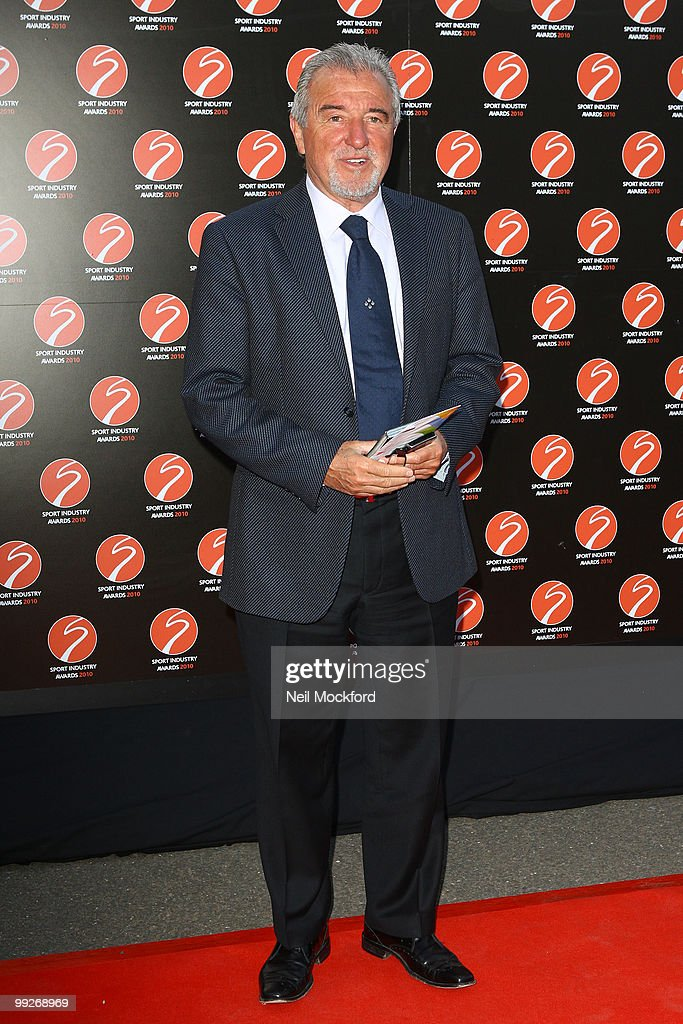 Terry Venables attends the Sport Industry Awards at Battersea Evolution on May 13, 2010 in London, England.
