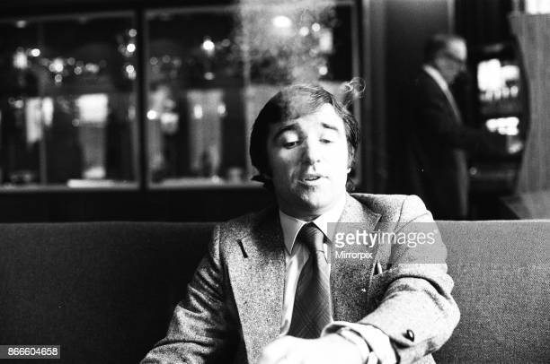 Terry Venables Crystal Palace football manager pictured for The Daily Mirror words by Harry Miller Picture taken 25th September 1980 Shortly after...