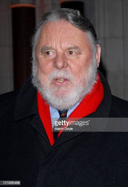 Terry Waite attends Time's Heroes of the Enviroment on October 25, 2007 in London.