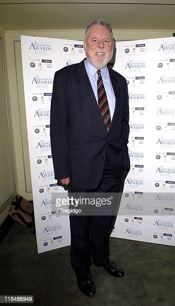 Terry Waite during 2005 Gramophone Awards at Dorchester Hotel in London, Great Britain.