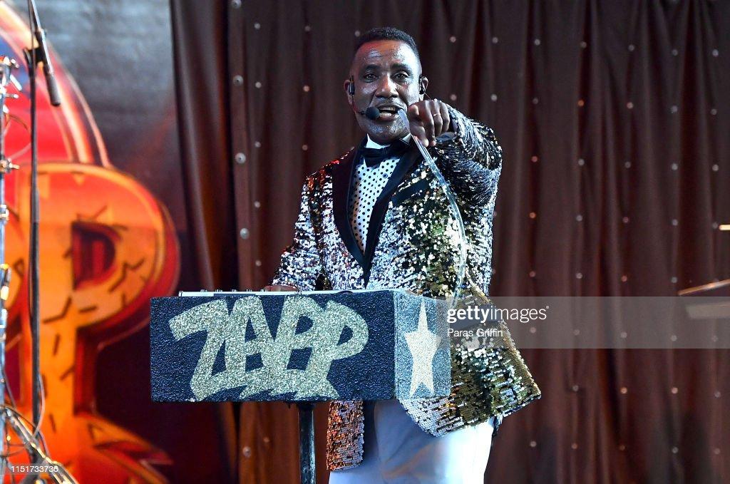 GA: Zapp, The SOS Band & Al B. Sure! In Concert - Mableton, GA