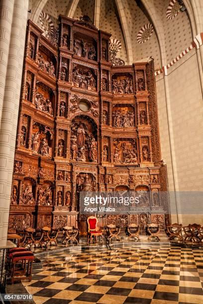 Teruel. Cathedral of Santa Maria de Mediavilla