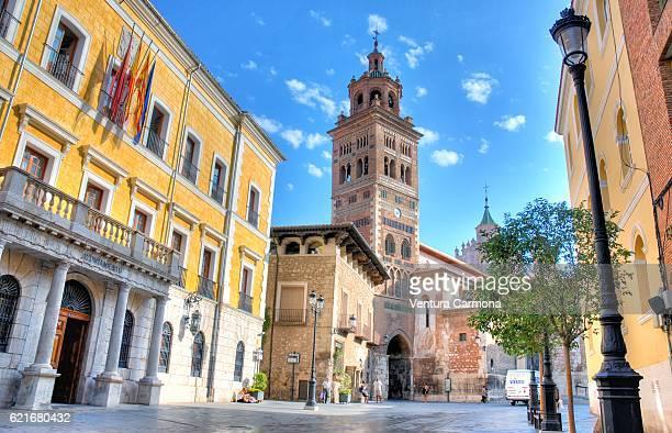 Teruel Cathedral (Aragón, Spain)