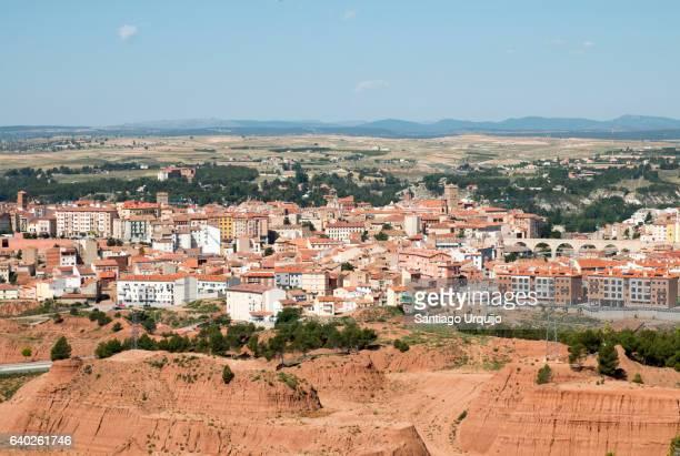 Teruel skyline