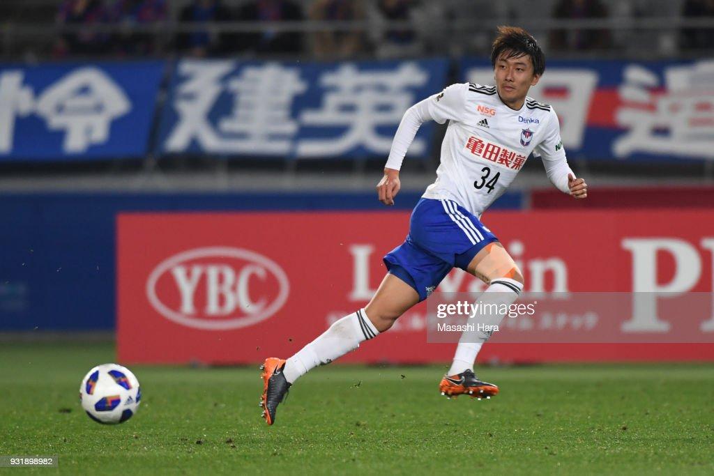 FC Tokyo v Albirex Niigata - J.League YBC Levain Cup Group A : ニュース写真