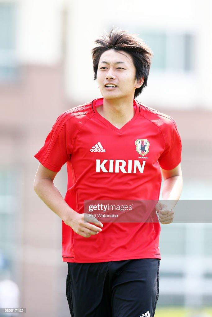 Japan Training Session - FIFA U-20 World Cup Korea Republic 2017