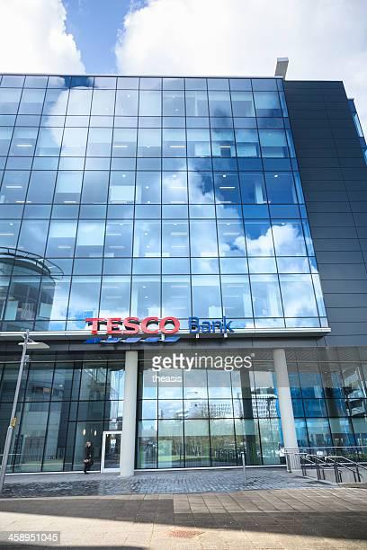 tesco bank büros, glasgow - theasis stock-fotos und bilder