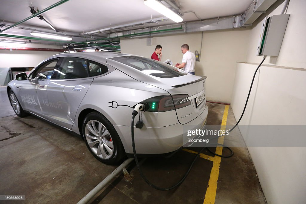 Yandex nv launch yandexi service tesla motors inc electric a tesla electric vehicle manufactured by tesla motors inc sits recharging in a malvernweather Images