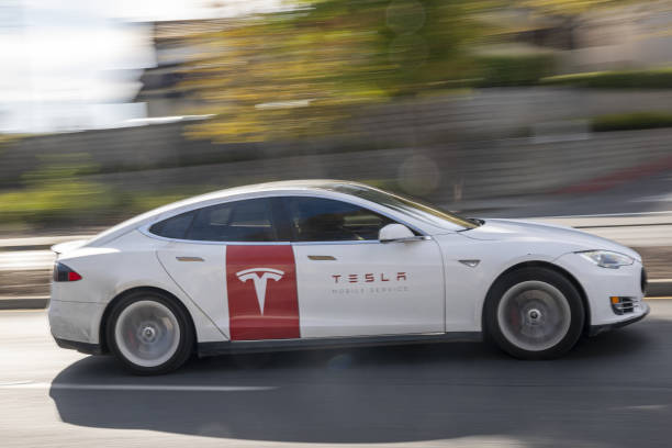 CA: Tesla Vehicles And Charging Stations Ahead Of Earnings Figures