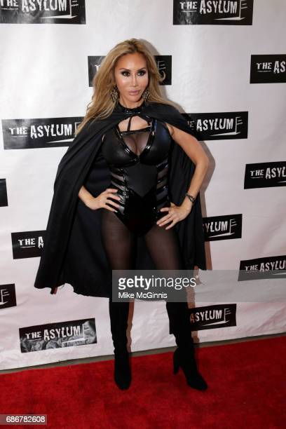 Tess Broussard attends the Premiere Of The Asylum's 'King Arthur And The Knights Of The Round Table' at The Independent Theater on May 21 2017 in Los...