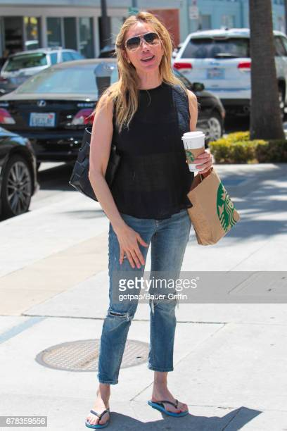 Tess Broussard is seen on May 03 2017 in Los Angeles California