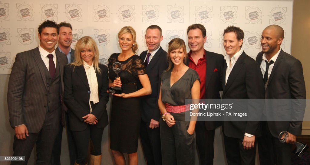 TRIC Awards - London : News Photo