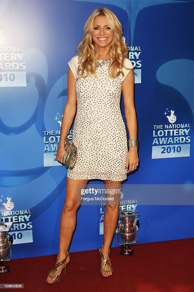 National Lottery Awards 2010 - Inside Arrivals