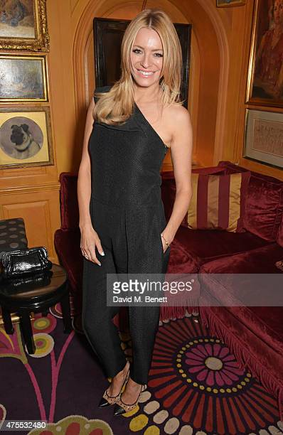 Tess Daly attends 'Goldie's LoveIn For The Kids' the 4th annual Hawn Foundation UK fundraising dinner hosted by Goldie Hawn and Kate Hudson supported...