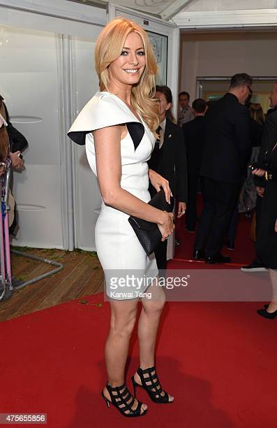 Tess Daly attends the Glamour Women of the Year Awards at Berkeley Square Gardens on June 2 2015 in London England