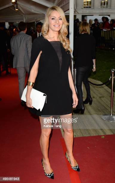 Tess Daly attends the Glamour Women of the Year Awards at Berkeley Square Gardens on June 3 2014 in London England