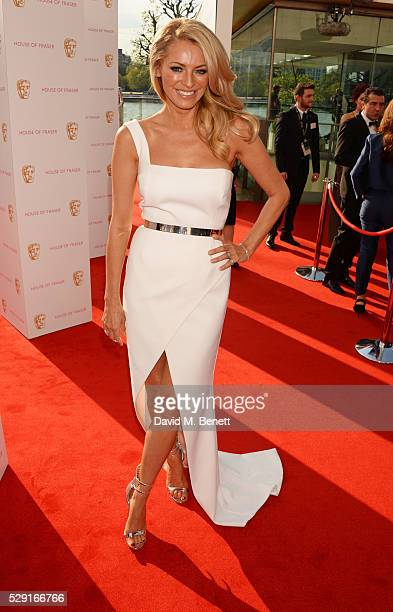 Tess Daly attends the House Of Fraser British Academy Television Awards 2016 at the Royal Festival Hall on May 8 2016 in London England