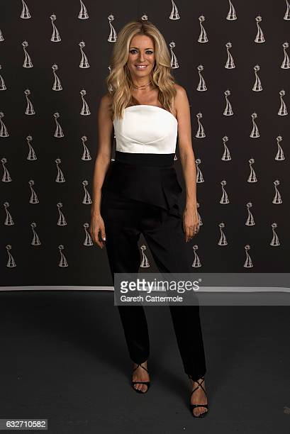 Tess Daly attends the National Television Awards at The O2 Arena on January 25 2017 in London England