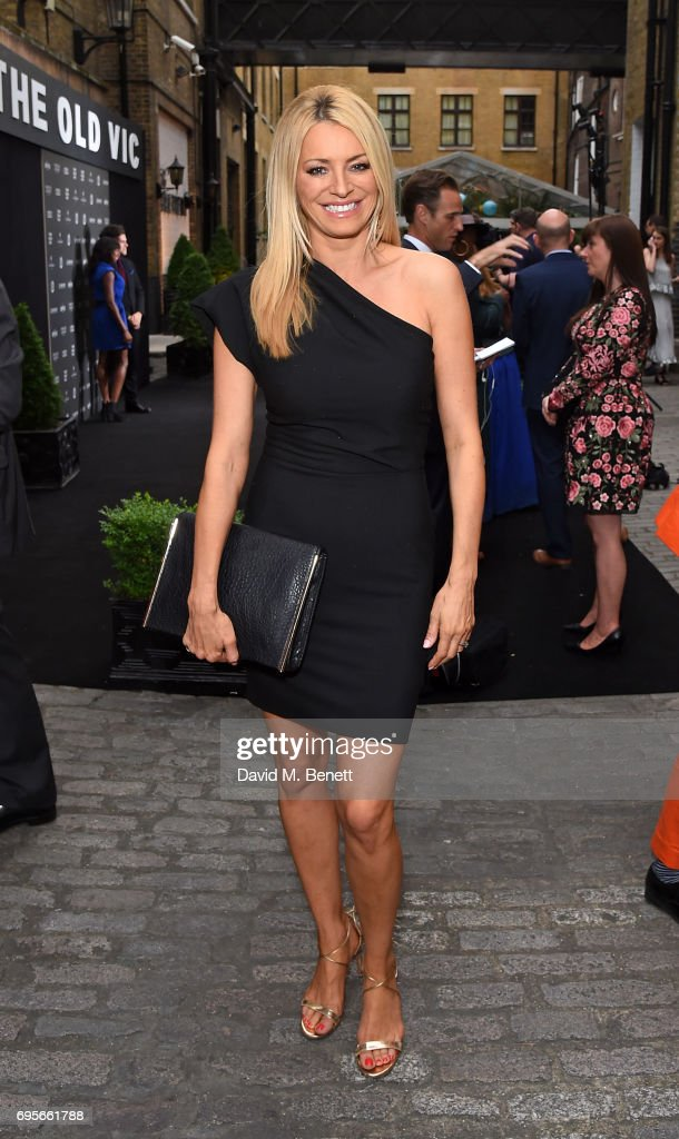 Tess Daly attends The Old Vic 199 Summer Party at The Brewery on June 13, 2017 in London, England.