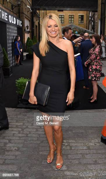 Tess Daly attends The Old Vic 199 Summer Party at The Brewery on June 13 2017 in London England
