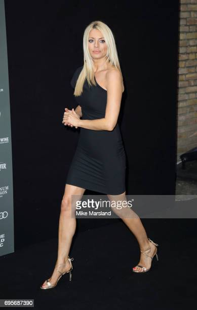 Tess Daly attends The Old Vic 99 Summer Party at The Brewery on June 13 2017 in London England