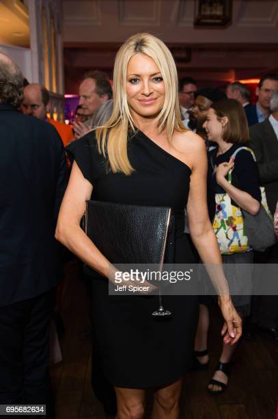 Tess Daly attends The Old Vic Summer Party at The Brewery on June 13 2017 in London United Kingdom