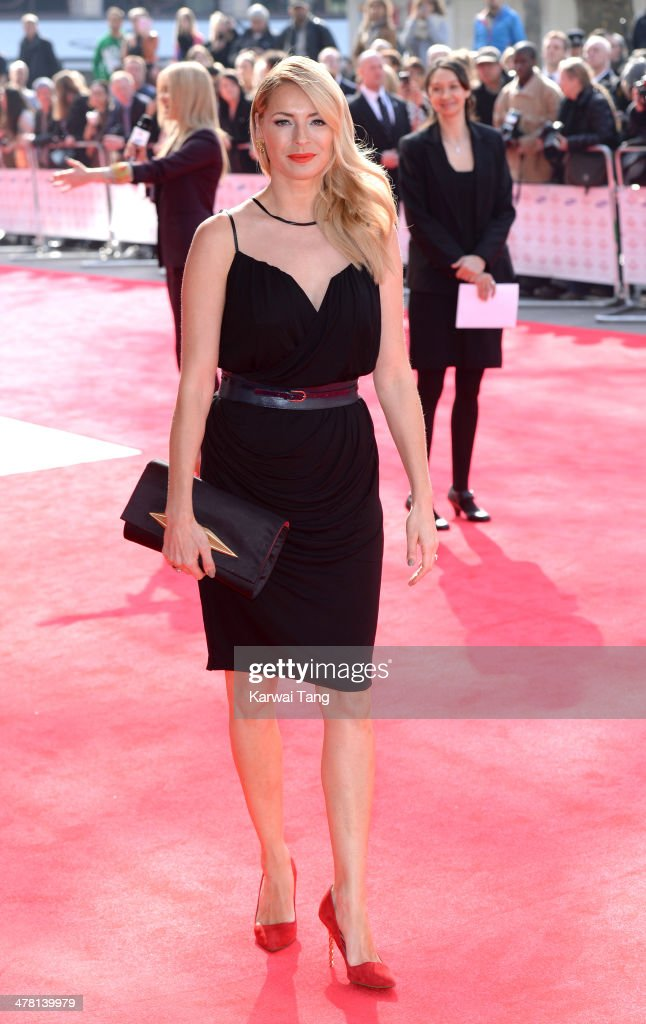 Tess Daly attends the Prince's Trust & Samsung Celebrate Success awards at Odeon Leicester Square on March 12, 2014 in London, England.