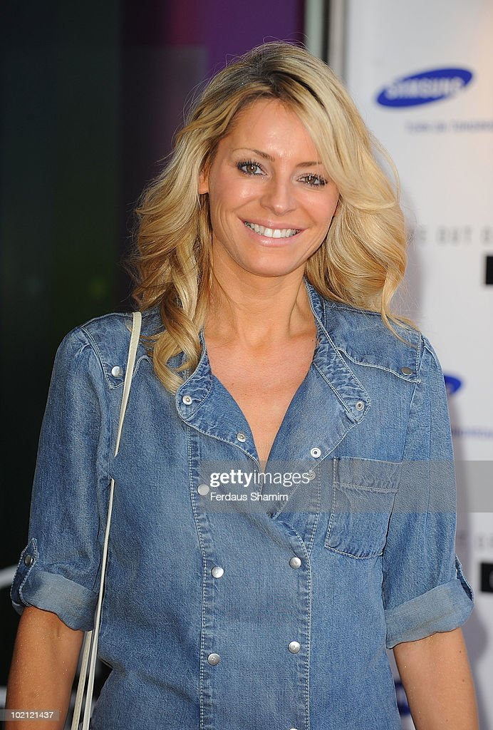 Tess Daly attends the Samsung Galaxy S launch on June 15, 2010 in London, England.