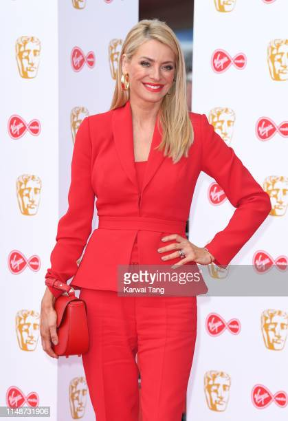 Tess Daly attends the Virgin Media British Academy Television Awards 2019 at The Royal Festival Hall on May 12 2019 in London England
