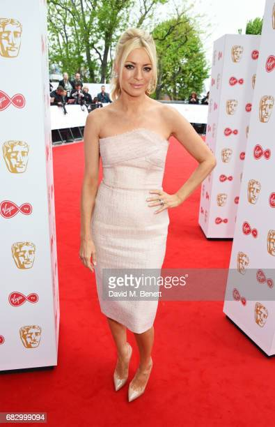 Tess Daly attends the Virgin TV BAFTA Television Awards at The Royal Festival Hall on May 14 2017 in London England