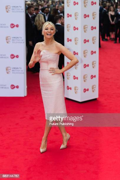 Tess Daly attends the Virgin TV British Academy Television Awards ceremony at the Royal Festival Hall on May 14 2017 in London United Kingdom...