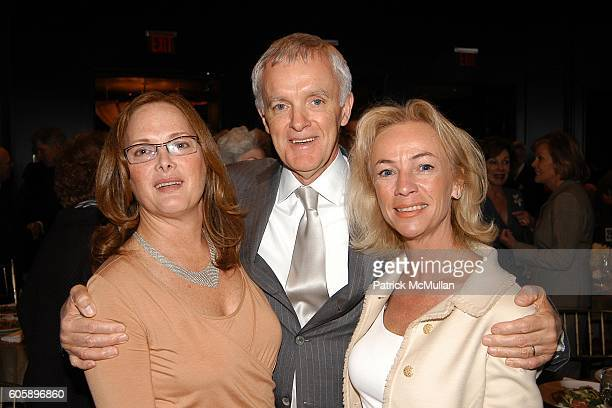 Tess Dempsey Bob Kerrey and Denise Seegal attend 2nd Annual Parsons Centurion Award for Design Excellence Luncheon Honoring Betty Sherrill and...