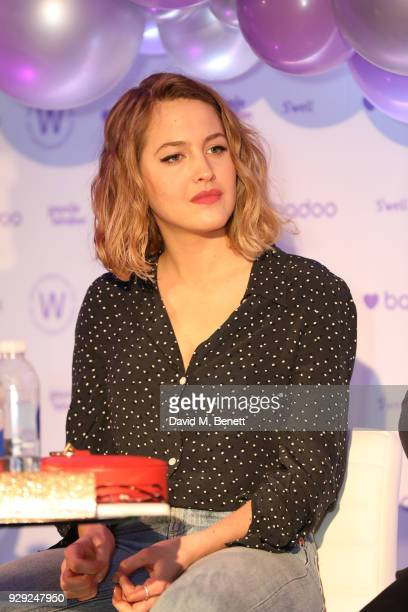 Tess Ward attends as Badoo makes a bold statement this International Women's Day with their #WomenOfBadoo event A special menu by Chef Tess Ward and...