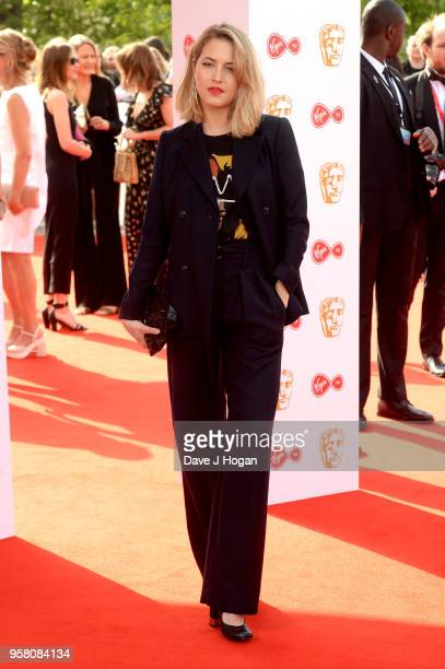 Tess Ward attends the Virgin TV British Academy Television Awards at The Royal Festival Hall on May 13 2018 in London England