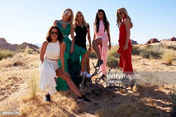 Tessa Dee Miss South Dakota USA 2017 Liz Denny Miss Oregon USA 2017 Ashley Hamby Miss Mississippi USA 2017 Chhavi Verg Miss New Jersey USA 2017 and...