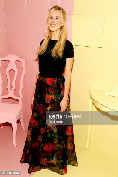 Tessa Hilton attends the Alice Olivia by Stacey Bendet arrivals during New York Fashion Week The Shows on September 09 2019 in New York City